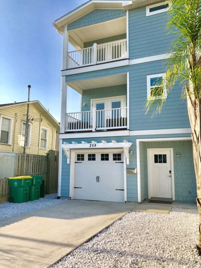 Jacksonville Beach, FL home for sale located at 208 12TH Ave S, Jacksonville Beach, FL 32250