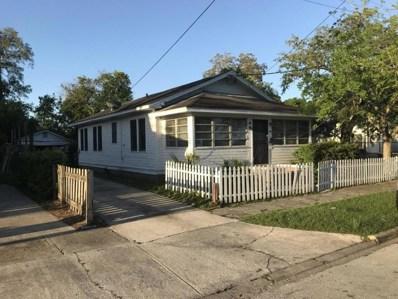 1110 13TH St, Jacksonville, FL 32206 - #: 937165