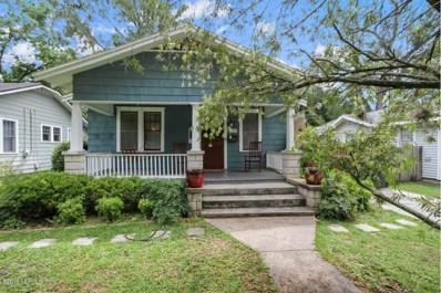 1428 Rensselaer Ave, Jacksonville, FL 32205 - MLS#: 937412