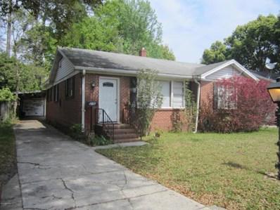 4613 Royal Ave, Jacksonville, FL 32205 - #: 937753