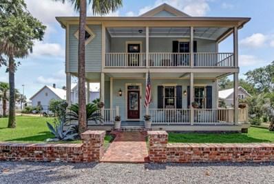 424 N 3RD St, Fernandina Beach, FL 32034 - #: 937854