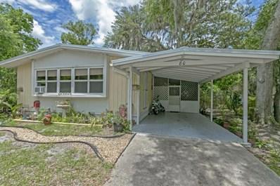 80 Barbarosa St, St Augustine, FL 32086 - #: 937898
