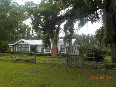 Bryceville, FL home for sale located at 14534 Co Rd 121, Bryceville, FL 32009