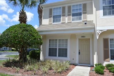 8230 Dames Point Crossing Blvd UNIT 1401, Jacksonville, FL 32277 - MLS#: 938100