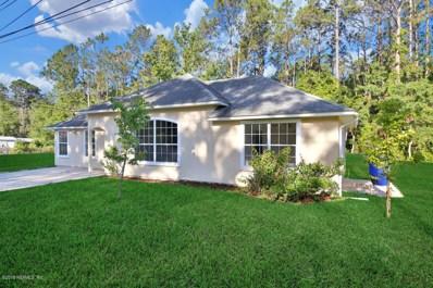 625 S Brevard St, St Augustine, FL 32084 - #: 938223