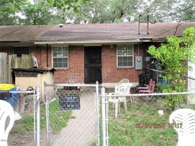 7106 W Ken Knight Dr, Jacksonville, FL 32209 - #: 938273