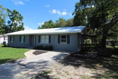 460 SW Dove St, Keystone Heights, FL 32656 - #: 938433