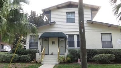 1805 Perry Pl, Jacksonville, FL 32207 - MLS#: 938505