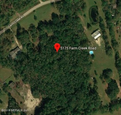 5175 Farm Creek Rd, St Augustine, FL 32092 - #: 938535