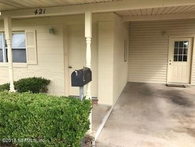 421 Claudia Dr, Jacksonville, FL 32218 - #: 938652