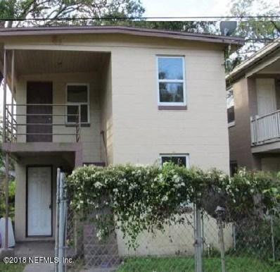 1434 W 22ND St, Jacksonville, FL 32209 - #: 938813