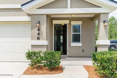 448 Walnut Dr, St Johns, FL 32259 - MLS#: 939615