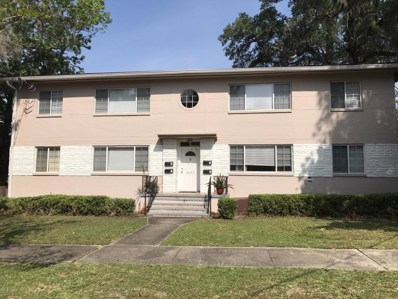 3637 Oak St UNIT 2, Jacksonville, FL 32205 - #: 939677