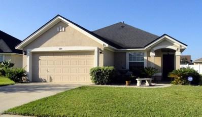 536 Millhouse Ln, Orange Park, FL 32065 - #: 939753