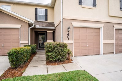1500 Calming Water Dr UNIT 2603, Fleming Island, FL 32003 - #: 939786