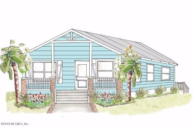 5484 1ST Street St, St Augustine, FL 32080 - #: 939823