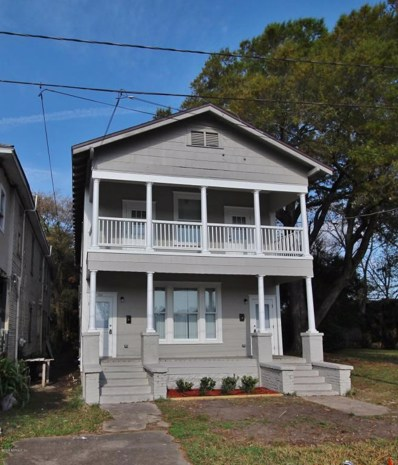 1924 Walnut St, Jacksonville, FL 32206 - MLS#: 940230