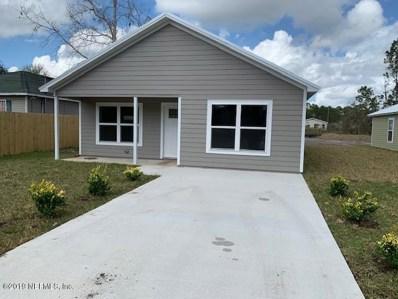 870 E Aiken St, St Augustine, FL 32084 - #: 940495