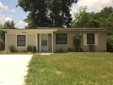 1858 Forest Hills Rd, Jacksonville, FL 32208 - MLS#: 941183