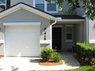 418 Walnut Dr, St Johns, FL 32259 - MLS#: 941197