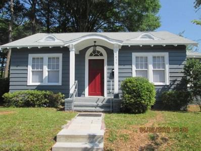 2835 College St, Jacksonville, FL 32205 - MLS#: 941655