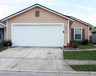 7916 Cherry Blossom Dr, Jacksonville, FL 32216 - MLS#: 941751