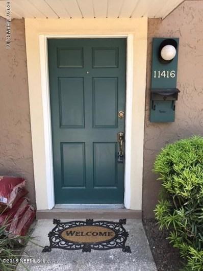 11416 Bedford Oaks Dr, Jacksonville, FL 32225 - #: 941817
