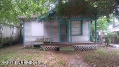 2162 Mc Quade St, Jacksonville, FL 32209 - #: 941904
