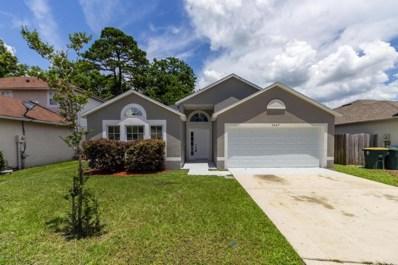2647 Lantana Lakes Ct, Jacksonville, FL 32246 - #: 941971