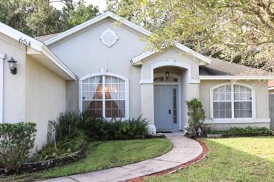 654 S Bonaparte Ln, Jacksonville, FL 32218 - #: 942160