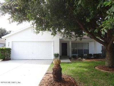 986 Ford Wood Dr, Jacksonville, FL 32218 - MLS#: 943084