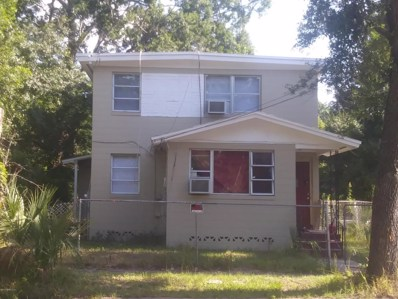 1605 W 23RD St, Jacksonville, FL 32209 - #: 943526
