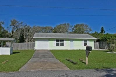 5381 2ND St, St Augustine, FL 32080 - #: 943853