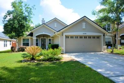 1236 Splendid Ravine St, St Augustine, FL 32092 - MLS#: 943900