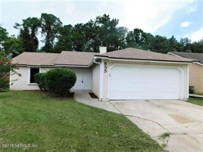 855 Duskin Dr, Jacksonville, FL 32216 - MLS#: 944751