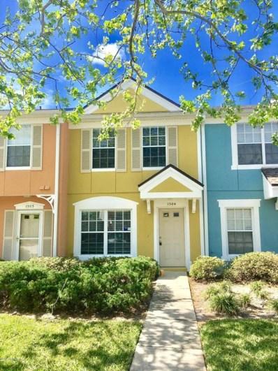 12311 Kensington Lakes Dr UNIT 1504, Jacksonville, FL 32246 - MLS#: 944797