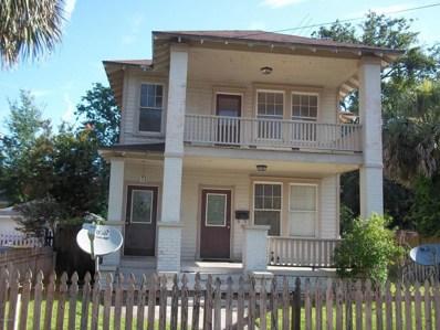 119 Cottage Ave, Jacksonville, FL 32206 - #: 944820