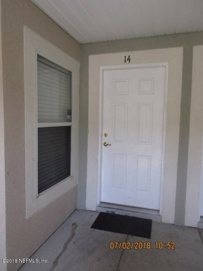 5050 Playpen Dr UNIT 4-14, Jacksonville, FL 32210 - MLS#: 944835