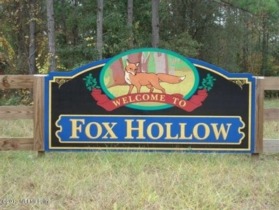 Hampton, FL home for sale located at 9960 Fox Hollow Dr, Hampton, FL 32044