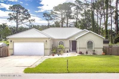609 Queen Rd, St Augustine, FL 32086 - #: 945236