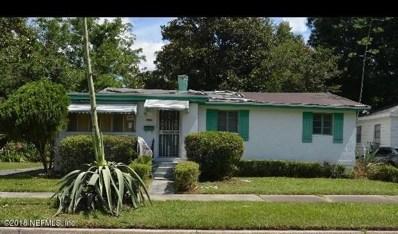 1725 W 17TH St, Jacksonville, FL 32209 - #: 945883