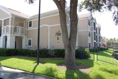 700 Boardwalk Dr UNIT 713, Ponte Vedra Beach, FL 32082 - MLS#: 946063