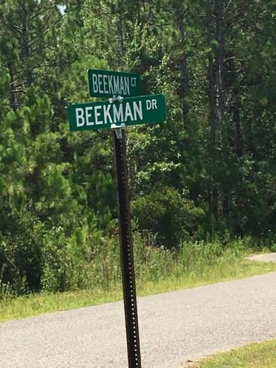 17204 Beekman Ct, Jacksonville, FL 32226 - #: 946405