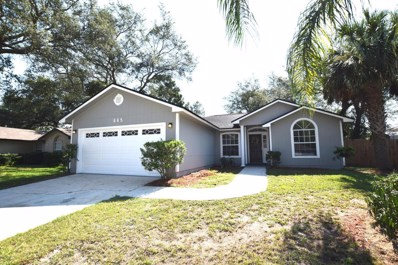 885 Long Lake Dr, Jacksonville, FL 32225 - #: 946913