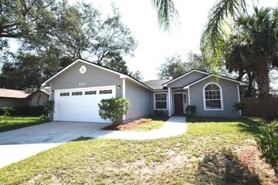 885 Long Lake Dr, Jacksonville, FL 32225 - #: 946913