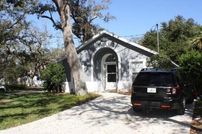 414 C St, St Augustine, FL 32080 - #: 946991