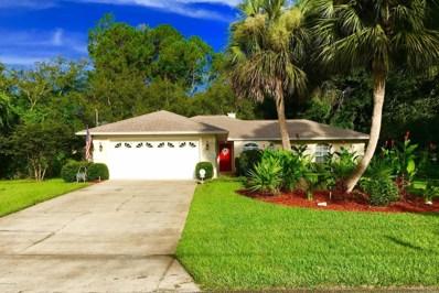 6801 E Seacove Ave, St Augustine, FL 32086 - #: 947089