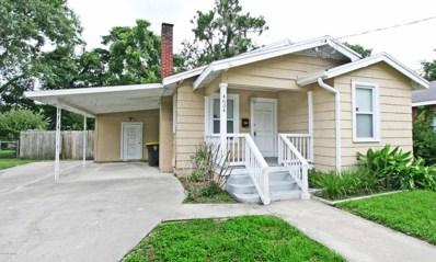 4634 Kingsbury St, Jacksonville, FL 32205 - #: 947243