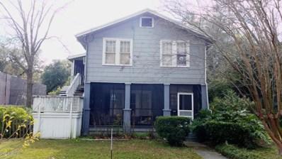1438 Dancy St, Jacksonville, FL 32205 - #: 947422
