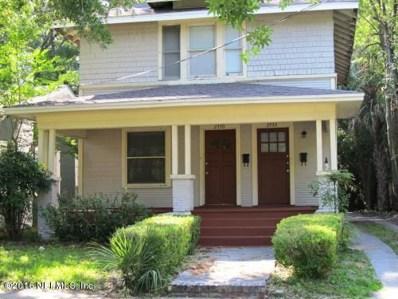 2770 Herschel St, Jacksonville, FL 32205 - #: 947449